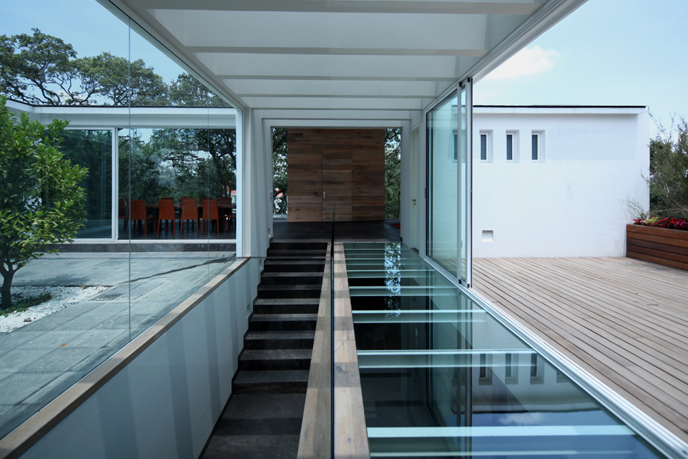Дизайн частного дома Aurelia от студии Jorge Hernandez de la Garza