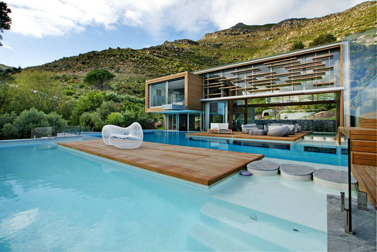 Курортный дом | Дизайн Метрополиса