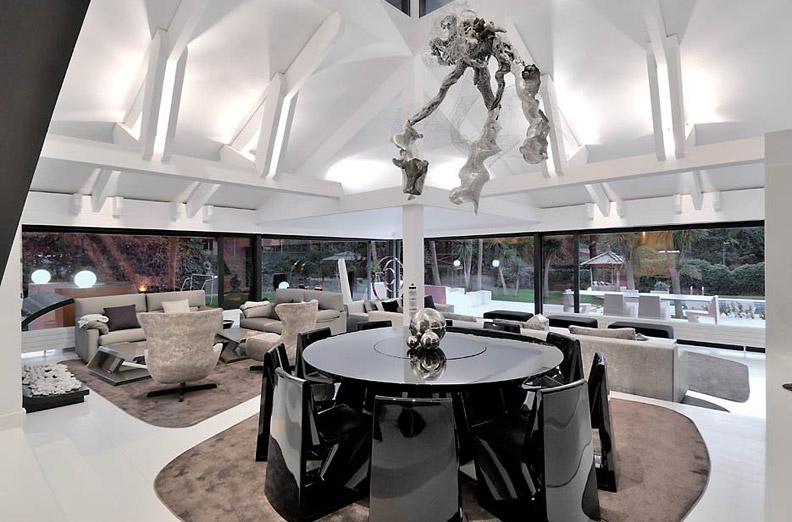 Ре-дизайн частного дома B&N от студии A-cero