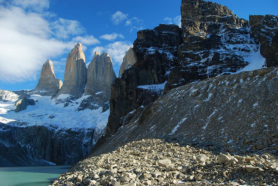 Роскошный отдых в окружении дикой природы в EcoCamp Patagonia